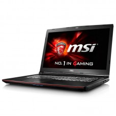 MSI GP72 6QE Leopard SSD Gaming Laptop